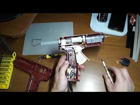 Пистолет для термоклея с Aliexpress