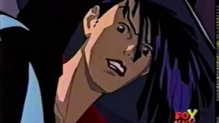 Cybersix - Data-7 & Julian (Previously Lost Version Aired On Fox Kids)