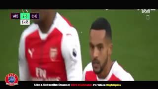 03 Theo Walcott Goal vs Chelsea Chelsea vs Arsenal 2 0 Premier League 24 9 2016