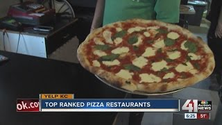 Yelp KC: Best pizza joints in the Kansas City metro