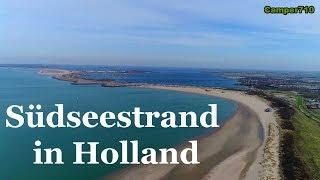 Strand von Renesse NL - Von Burgh Haamstede bis Brouwersdam - ´t Klokje