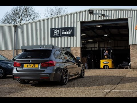 Auto Finesse Detailing Academy - The Build Vol:1