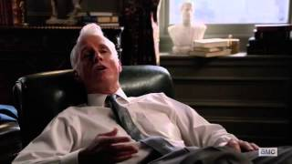 Mad Men - Roger Sterling at psychiatrist