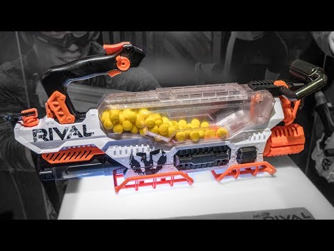 2018 Nerf Rival Prometheus MXVIII-20K | *BEAST MODE ACTIVATED*