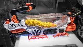 2018 Nerf Rival Prometheus MXVIII-20K | *BEAST MODE ACTIVATED* Video