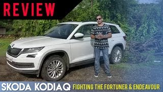 Skoda Kodiaq Review: Fighting the Fortuner & Endeavour