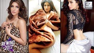 TV Actresses Who Posed For BOLD Photoshoots In 2017   Karishma Sharma   Mouni Roy   Tinaa Dattaa