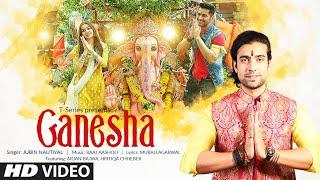 Ganesha Song  Jubin Nautiyal  Arjan Bajwa Andamp Hritiqa Chheber  Murali Agarwal  Raaj Aashoo