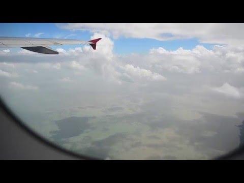 FD3186 Thai airasia NST-DMK Takeoff (นครศรีฯ-กรุงเทพ)