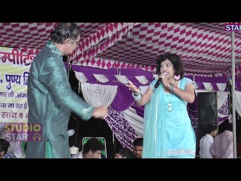 Karampal Sharma Manju Sharma | Dropati Chal Sabha Mein | New Haryanvi Ragni | Chatpati Ragni