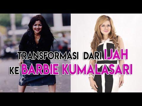 Transformasi  Dari Ijah Ke Barbie Kumalasari