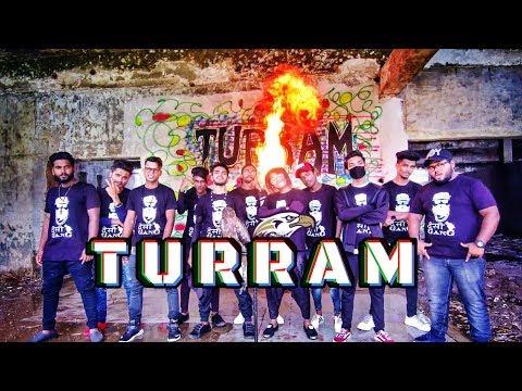 Turram | Teaser | Big Rap Cypher Of India | Desi Gang | Desi Hip Hop | 2018