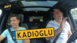 Ferdi Kadioglu - Bij Andy in de auto! (Turkish subtitles)