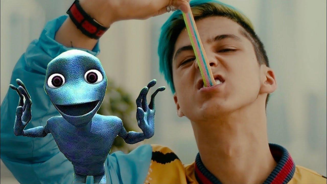dame tu cosita gang  official music video