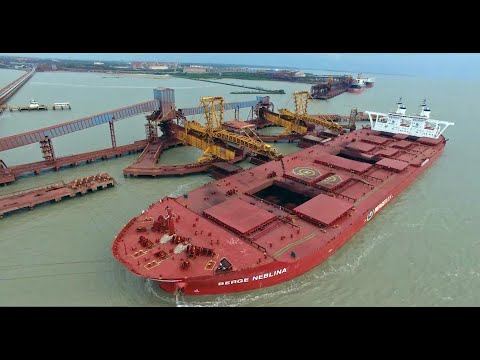 Bulk Carrier - Grab Types and Operation