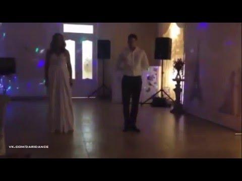 Нежный свадебный танец