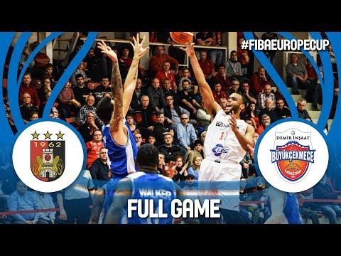 LIVE🔴 - Egis Körmend (HUN) v Demir Insaat (TUR) - FIBA Europe Cup 2017-18