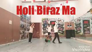 Holi Biraj Ma Dance choreography by satish kumar in KD dance centre
