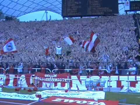 Olympiastadion Südkurve München
