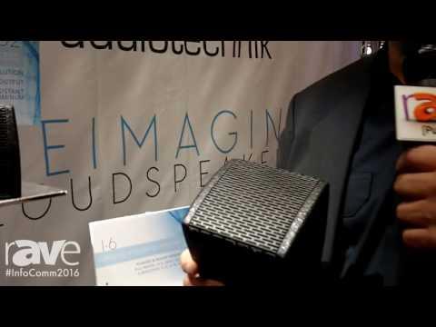 InfoComm 2016: VUE Audiotechnik Inros E-531 and E-352 Loudspeakers