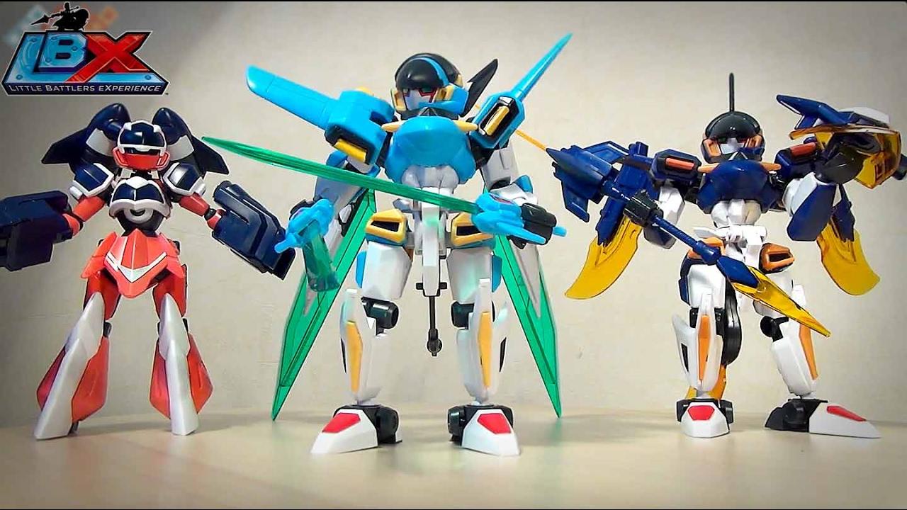 lbx картинки роботы