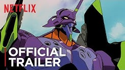 Neon Genesis Evangelion   Official Trailer [HD]   Netflix