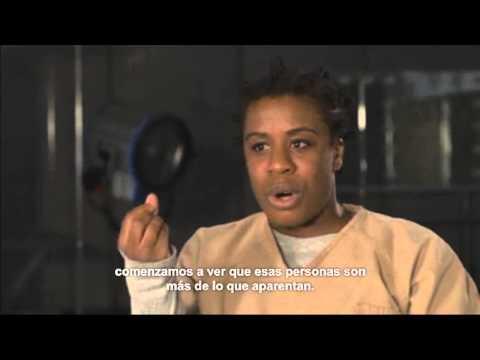 Orange Is The New Black Season 2 Cast  Uzo Aduba SUBTITULADO HD