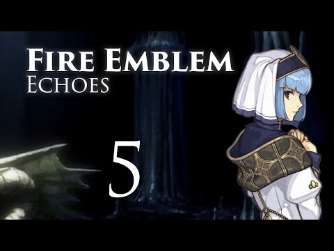 Liberation HQ Catacombs! Emblem Echoes, Shadows of Valentia, Classic Hard Let's Play - Part 5