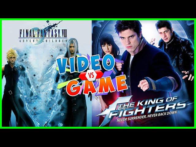 Final Fantasy VII Vs The King of Fighters - Video Vs Game - CAPSLOCK