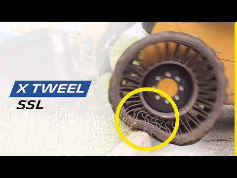 Tweel Skid Steer Loaders Comparison | Michelin