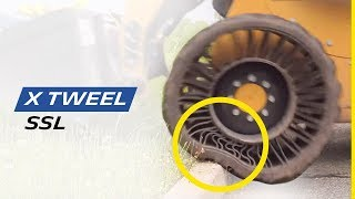 Michelin Tweel comparison