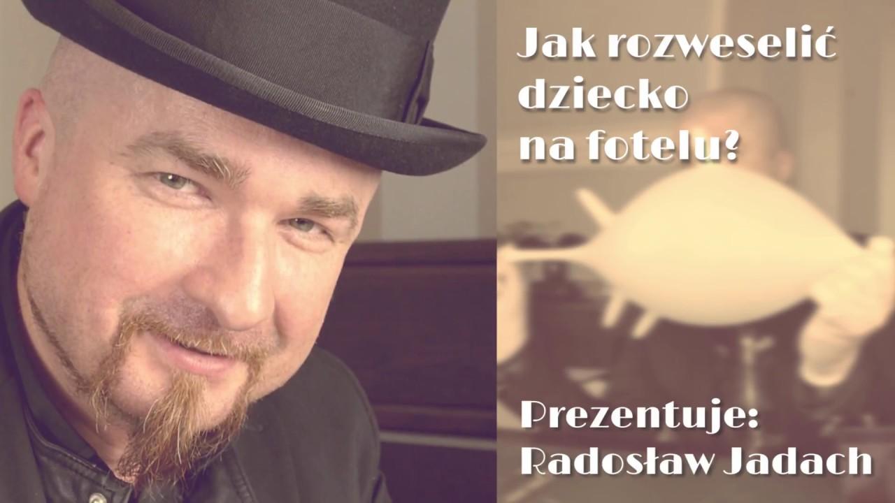 CHIRURGIA: Dr Radosław Jadach - Jak rozweselić dziecko na fotelu? [8]