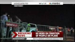 UPS 747 cargo plane crashes in Dubai - easylivesearch.com