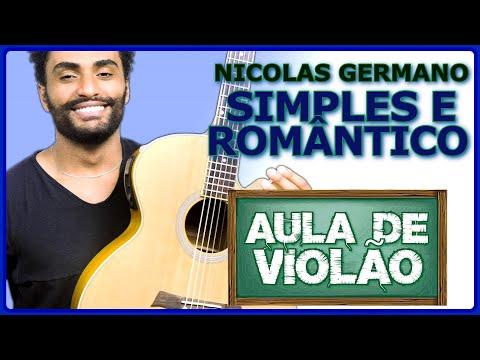 COMO TOCAR - Simples e Romântico (Nicolas Germano)