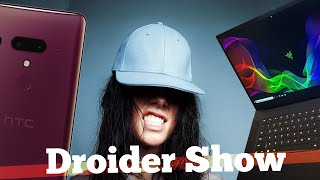 HTC U12 PLUS, Youtube Premium в России, Razer Blade | Droider Show #350