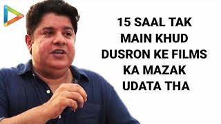 """personally i feel humshakals was my funniest film"": sajid khan"