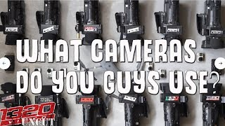 $57,000 in Cameras in some random dudes basement...