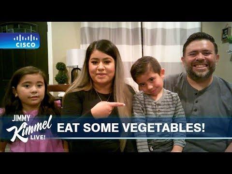 Jimmy Kimmel's Favorite Halloween Candy Kids
