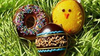Krispy Kreme Reveals Their Easter-Themed Donut & It's Beyond EPIC