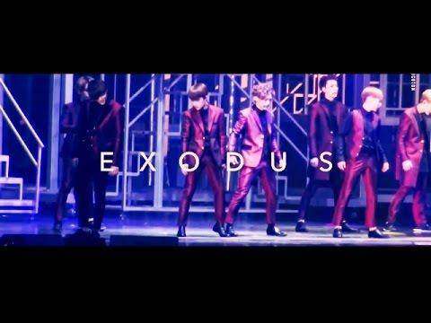 EXO -EXODUS (Sub Español+Karaoke)