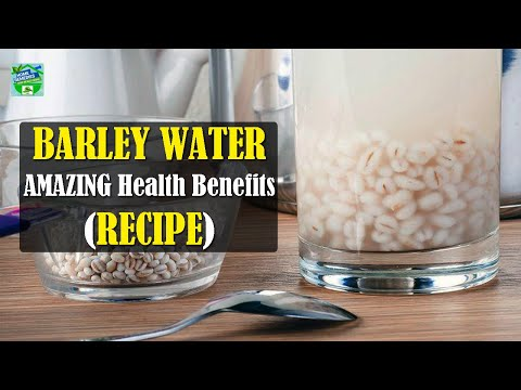 The Miracle Water With AMAZING Health Benefits - RECIPE thumbnail