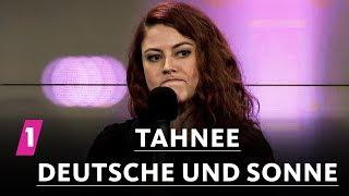 Tahnee: Deutsche und Sonne