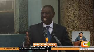 DP Ruto calls for increased export