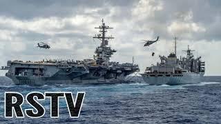 Irán se prepara para Hundir barcos Aliados en el Golfo Pérsico.