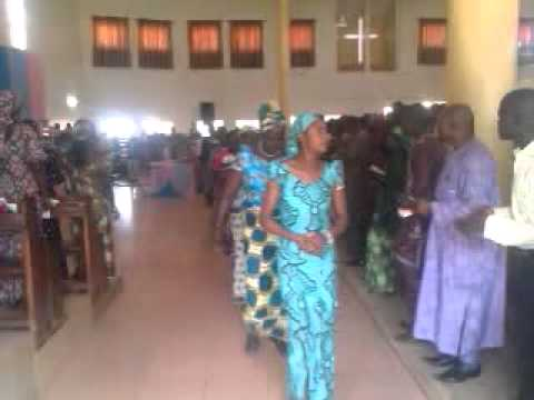 Church of Christ in Nation Cocin Area1 Garki Abuja Offering Time