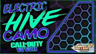 electric hive camo paintjob tutorial