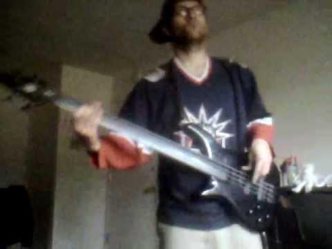 Rancid - Travis Bickle (Bass Cover)