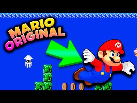 Super Mario Bros. - #2 - Bajo el agua