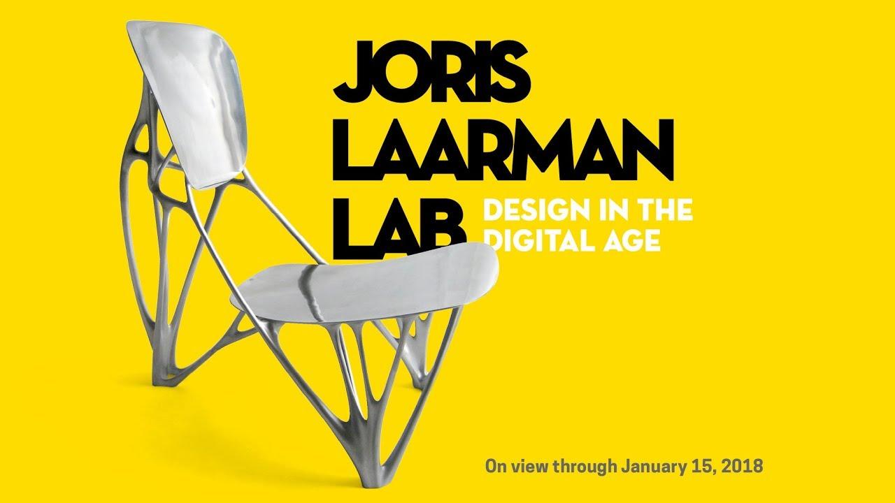 Joris Laarman Digital Age Furniture exhibit at MFAH Maxresdefault