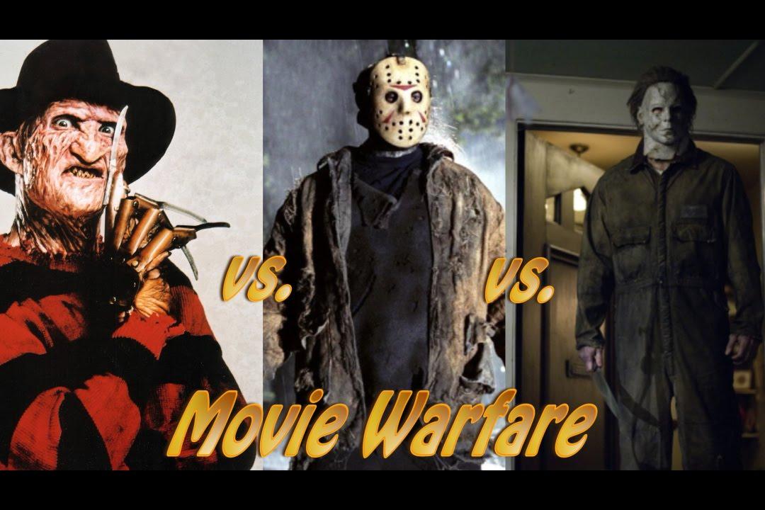 Movie Warfare Freddy Krueger Vs Jason Voorhees Vs Michael Myers